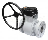 Ball valve with stuffing box KM 91-SB - Direct ball valves