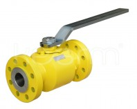 Ball valve with metal seats KM 91-MF - Direct ball valves